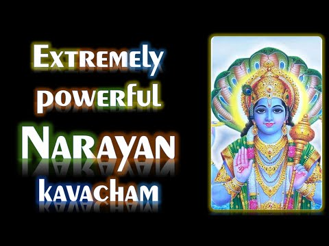 Extremely Powerful Narayan Kavach  श्री  नारायण कवच video