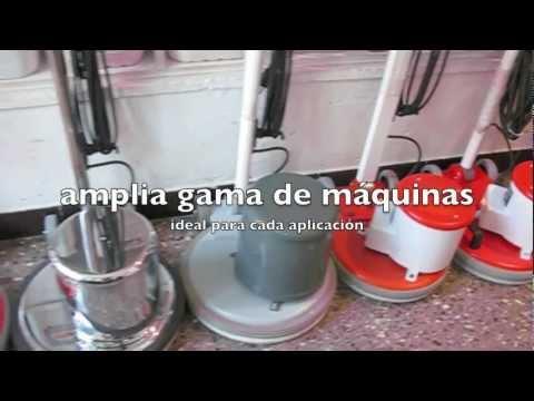 Alquiler y venta de pulidoras abrillantadoras de suelos - Maquina pulidora suelos ...