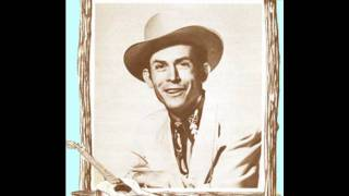 Watch Hank Williams Half As Much video