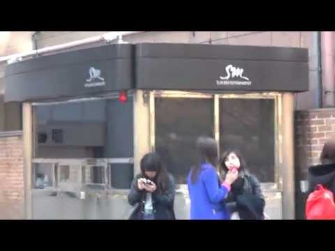 SM Entertainment New Building