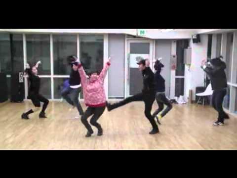 Kim Soo Hyun dance