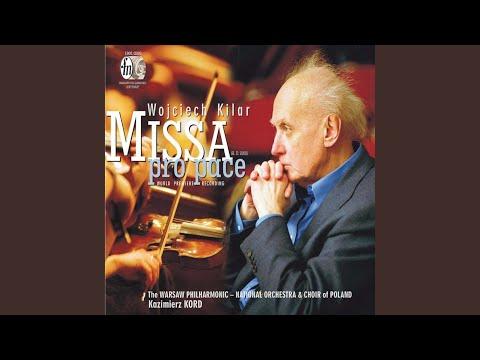 Missa Pro Pace: Kyrie
