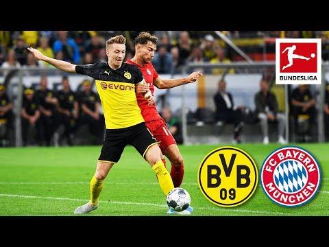 Borussia Dortmund vs. FC Bayern MГnchen  2-0  Supercup 2019 Highlights
