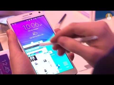 Galaxy Note 4:¿Es el móvil ideal para ti?
