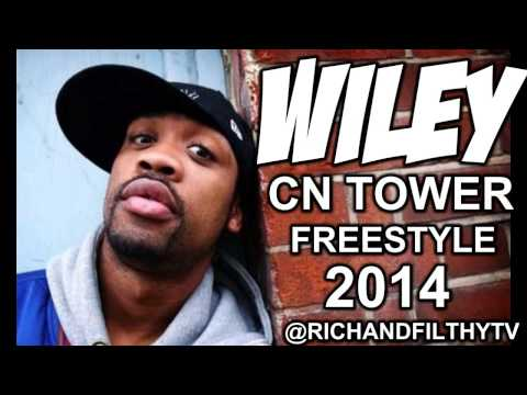 WILEY - CN TOWER FREESTYLE (2014)