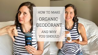 How to Make Deodorant with Essential Oils | BEST STICK RECIPE | DIY Tutorial | Bumblebee Apothecary