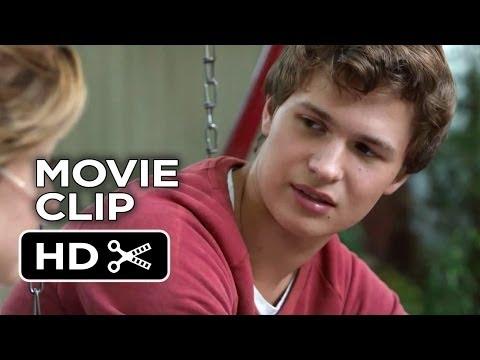The Fault In Our Stars Movie CLIP - Grenade (2014) - Josh Boone Movie HD