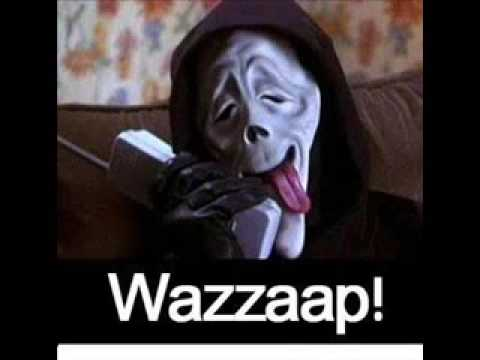 schoolboy q and screaming approximately blood will holler    Scary Movie 1 Scream Wazzup