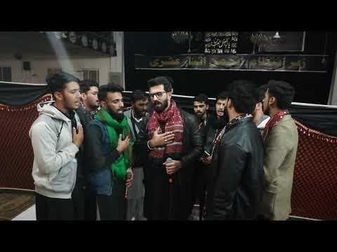 Kazmi Brothers | Kesay Safar Sajjad as Nay Bazar Main Guzara Hoga