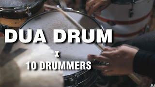 Download Lagu DUA DRUM x 10 DRUMMERS Gratis STAFABAND