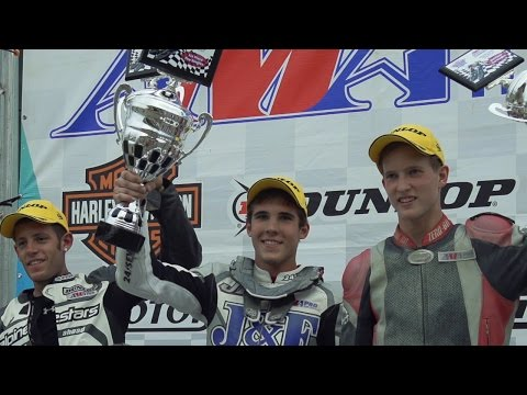 JR Addison Comes Back After Broken Back to Win Pro Singles Virginia Mega Mile