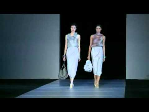 Giorgio Armani Spring/Summer 2012 Full Fashion Show