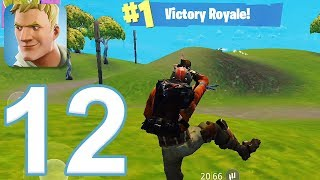 Fortnite - Gameplay Walkthrough Part 12 - Win #2 (iOS)