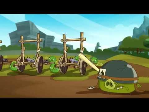 Злые птички Angry Birds Toons 1 сезон 35 серия Любовь в воздухе все серии подряд