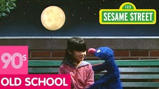 Sesame Street: Grover and Megan Visit the Moon