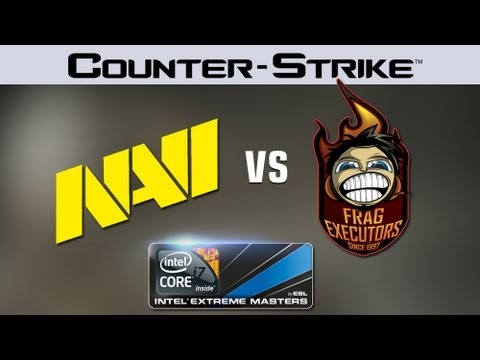 Natus Vincere vs. Frag eXecutors - Counter-Strike IEM 2011 Grand Final 2/2