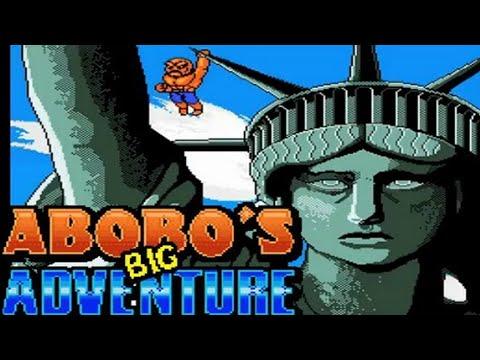 Las Aventuras Chavistas de Abobo (Dross juega Abobo's Big Adventure)
