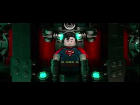 The LEGO Movie (2014) Man of Plastic [HD]