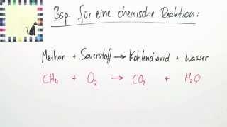 Chemische Reaktionen | Chemie | Allgemeine und anorganische Chemie