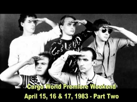 Men at Work Cargo World Premiere radio special - April 15, 16 & 17, 1983 - Part 2 of 4