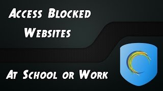 How to Access Blocked Websites at School or Work (Android, Windows, and iOS)
