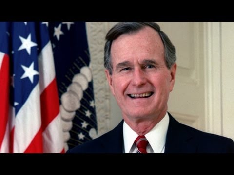 George Bush on September 11th - YouTube