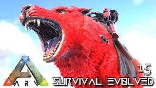 ARK: SURVIVAL EVOLVED - NEW ALPHA DIREWOLF & TEK TRIBESMAN !!! E15 (MODDED ARK EXTINCTION CORE)