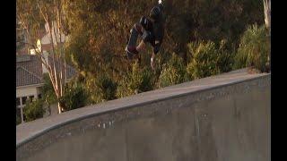 Raw footage of Chris Miller at Lasekland