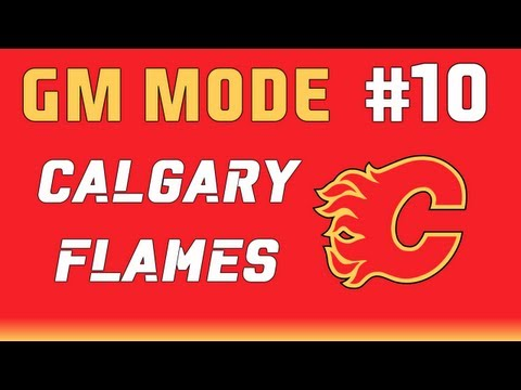 NHL 13: GM Mode Commentary - Calgary ep. 10