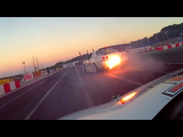 Drift Allstars 2012 (Round 6: Malta) THE FINALS