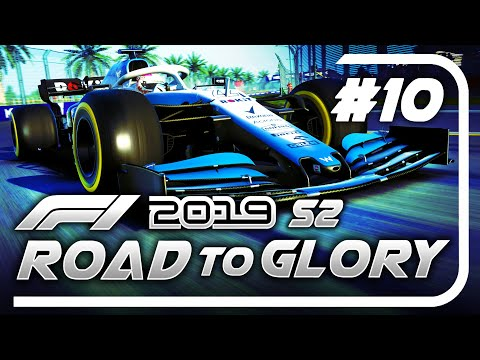 DISASTER! TIME TO FIRE MY ENGINEER! - F1 2019 Road to Glory Career - S2 Part 10