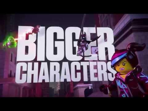 LEGO Dimensions: E3 Trailer - New Adventures Await!