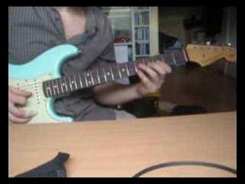 The Meters Cissy Strut - Leo Nocentelli Guitar Style