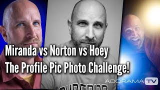 Profile Pic Photo Challenge: Exploring Photography with Mark Wallace