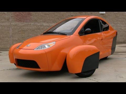 In Depth Review and Test Drive of The Elio Motors P4 Prototype & Interview w/ Paul Elio
