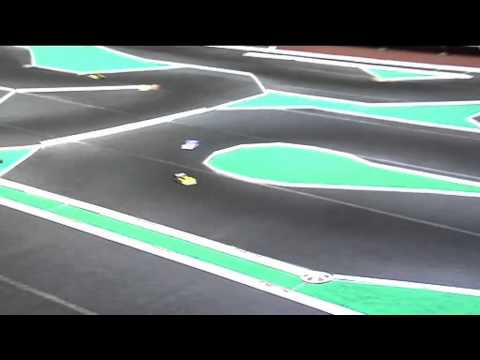 1:12 Stock European Championship A Final Highlights - 2011