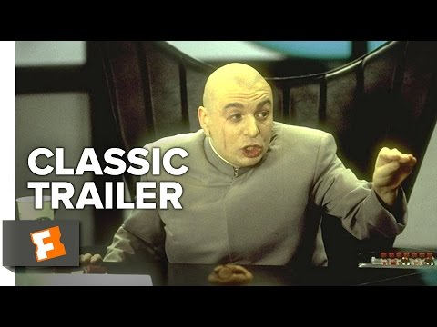 Austin Powers: The Spy Who Shagged Me (1999) Official Trailer - Mike Myers Comedy HD