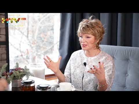 Светская Хроника с Евгенией Машко - Наталья Правдина - Часть 1