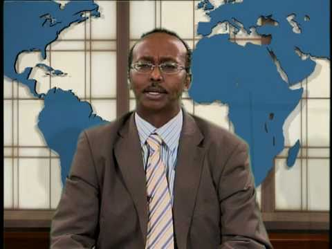 Abdullahi Hussein Maaryaa headlines of the news in Somali from Somali channel  NEWS NIGHT 19