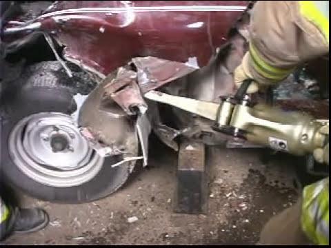 Tecnicas de extricacion vehicular