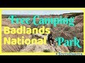 Free camping in Badlands National Park | Full Time RV Living