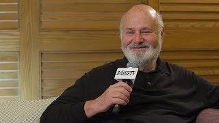 Trump Is 'Mentally Unfit' to Be U.S. President, Rob Reiner Says