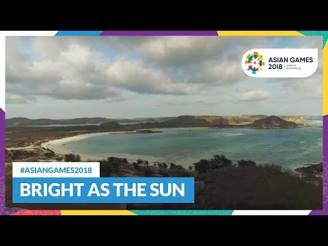 Download Lagu  Energy18 - Bright As The Sun -  Song Asian Games 2018 Mp3 Free
