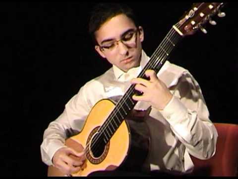 Бах Иоганн Себастьян - Gavota 1 Bwv995