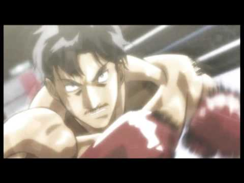hajime no ippo live for fight