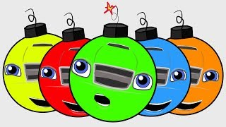 Blaze and Monster Mashines!  Learn NEW Colors! - Learn Colors for Children