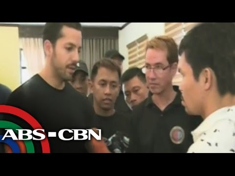 Pacquiao challenges David Blaine to eat balut, durian