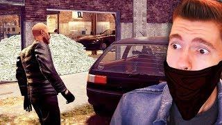 A CASA DE BANDIDO!!! - Thief Simulator