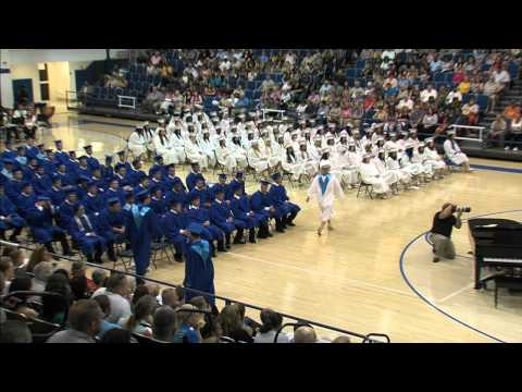 2014 East Liverpool High School Graduation