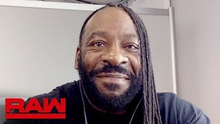 Booker T offers his thoughts on King of the Ring: Raw, Aug. 19, 2019
